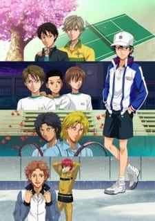 Hình ảnh Hoàng Tử Tennis OVA