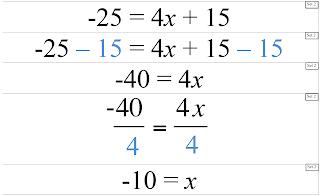Engaging Math: Solving Equations Balance Method Card Sort