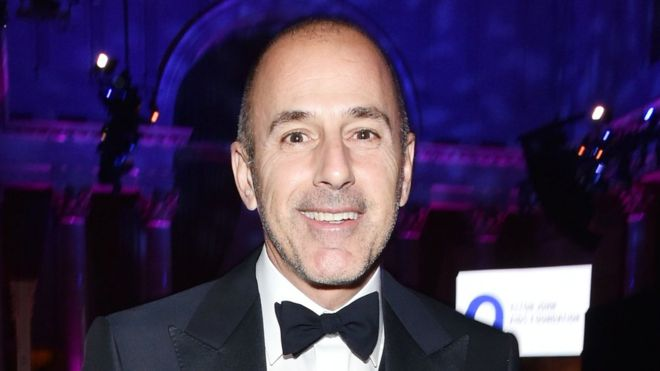 Matt Lauer: NBC sacks star Today Show host over sex allegation