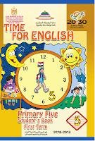 Time For ENGLISH - Primary Five - Student's Book - 1 Term