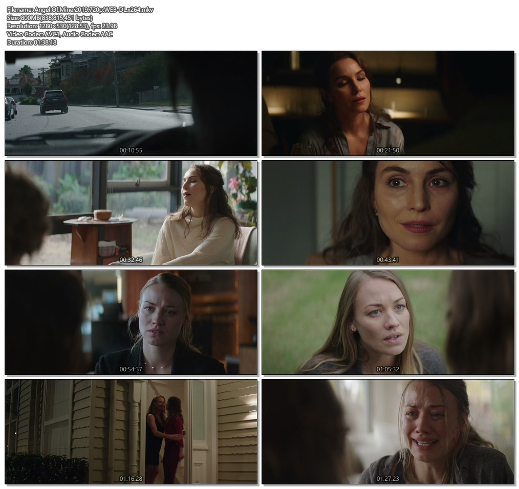 Angel Of Mine 2019 720p WEB-DL x264 | 480p 300MB | 100MB HEVC Screenshot