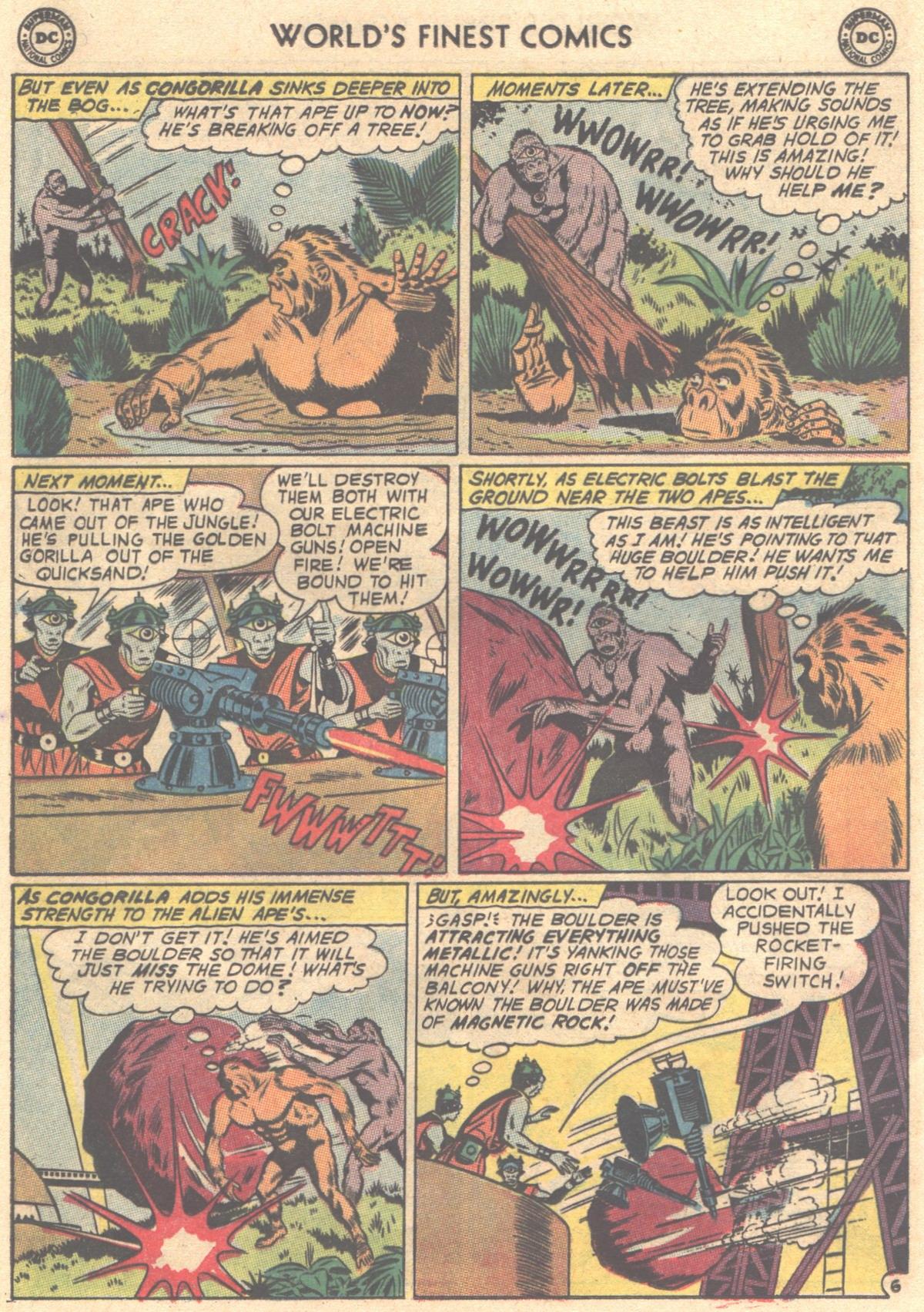 Read online World's Finest Comics comic -  Issue #149 - 31