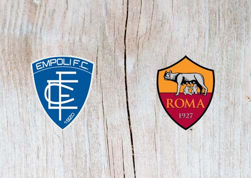 Empoli vs Roma Full Match & Highlights 06 October 2018