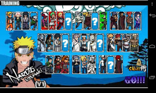 Game Naruto Senki Apk Mod Ninja Dream NTW v1.0 Unlimited Money Terbaru  2017