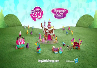 MLP Pinkie Pie Friendship is Magic Collection Commercial