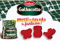 Logo Fetta Golosa Galbacotto ti regala 30.000 stampi per la torta