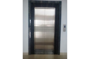 Penggunaan Lift Di Kantor Bupati Baru Dilarang