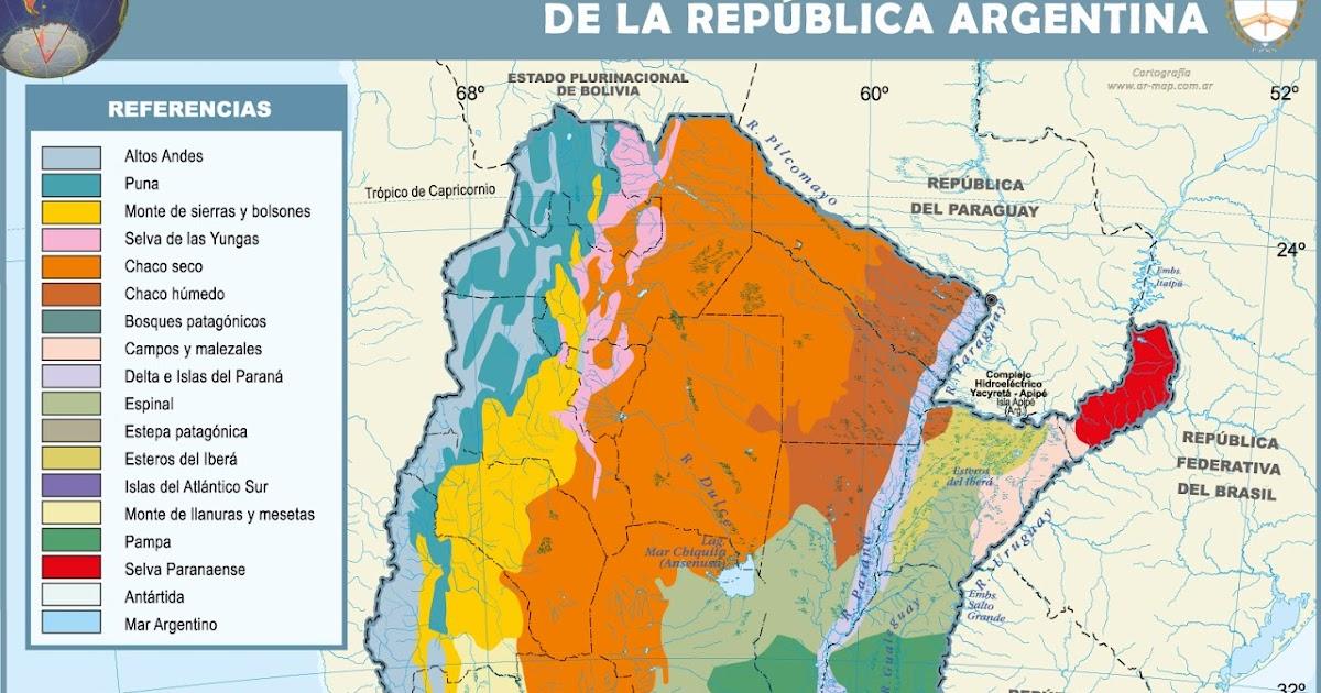 Aves De Argentina Ecorregiones