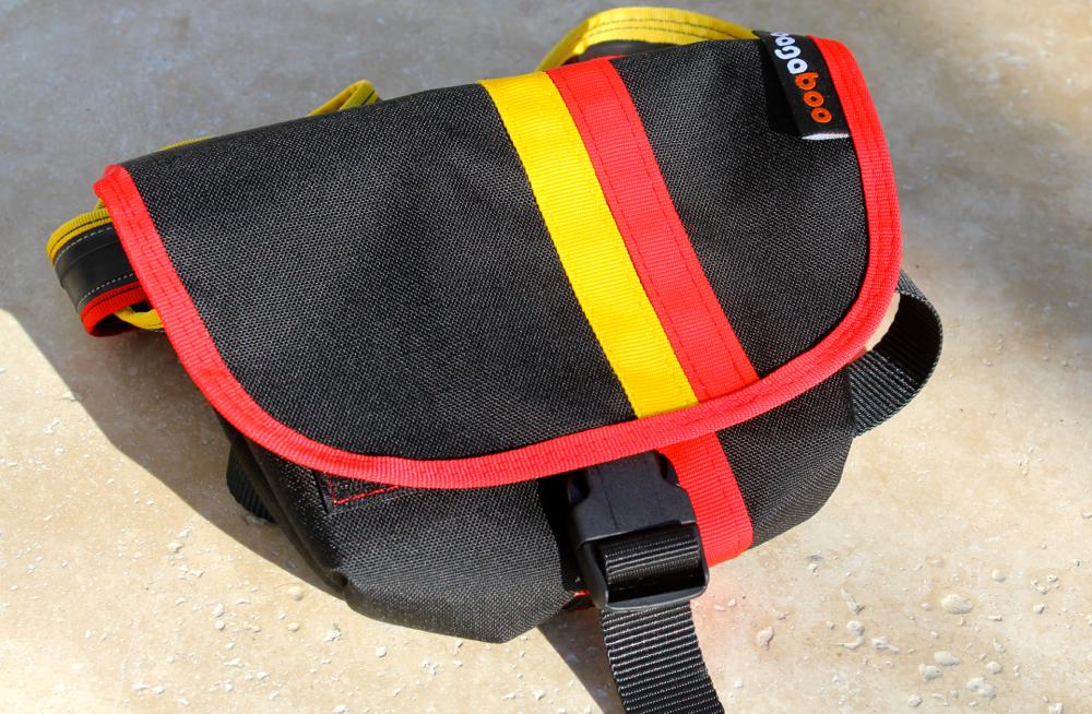 Hip Bag sachet houndstooth