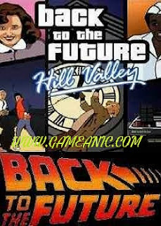 GTA Vice City Back To The Future Hill Valley