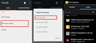 Flash Recovery