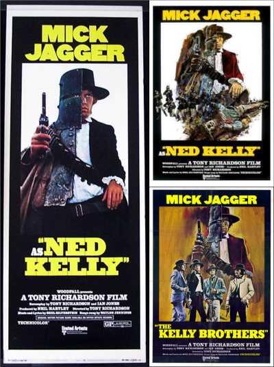 Ned Kelly film 1970