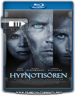 O Hipnotista Torrent - BluRay Rip 720p Dublado