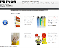 Screenshop ps-profi.ch