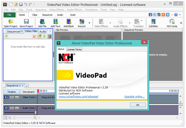 videopad license key