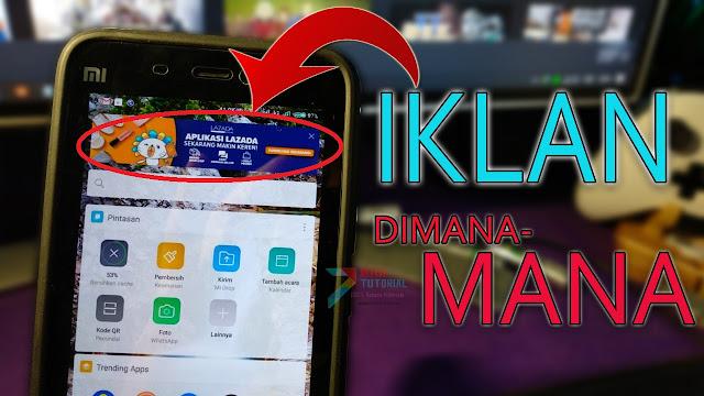 Muncul Iklan Banner di Widget Pinned Homescreen Smartphone Xiaomi? Ini Cara menghilangkannya (Tanpa Root)