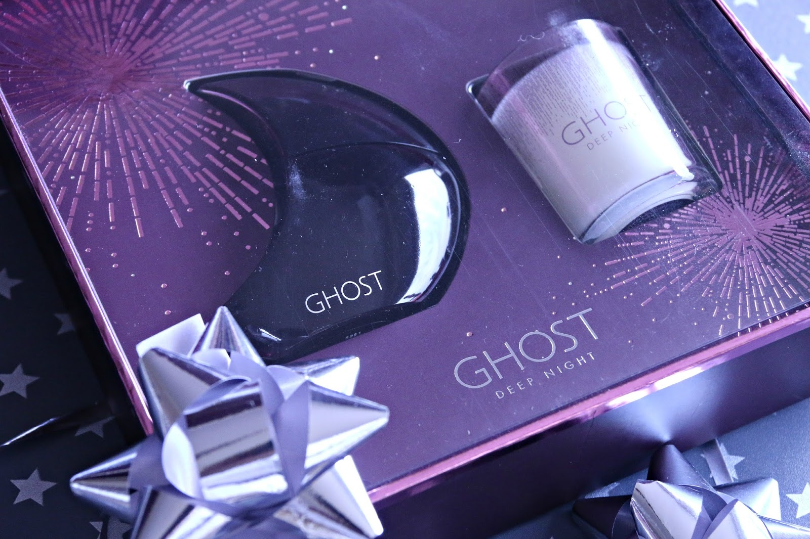 Ghost Deep Night Fragrance Gift Set Christmas 2016 Image
