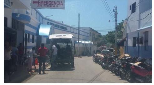 El transito en Barahona
