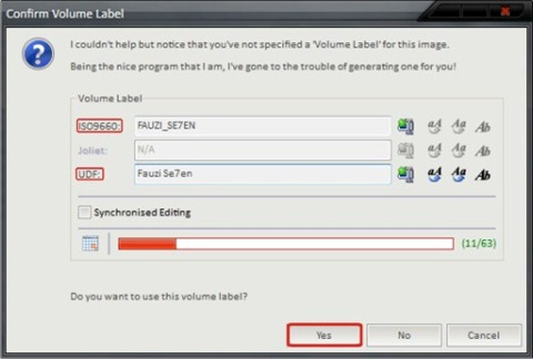 Panduan Lengkap Membuat Bootable Windows DVD Dengan ImageBurn