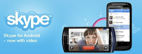 Aplikasi Video Call Skype