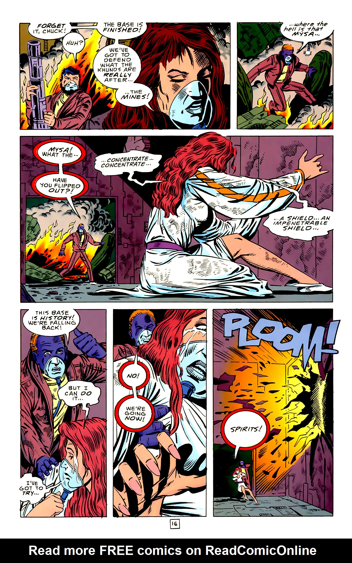 Legion of Super-Heroes (1989) 16 Page 16