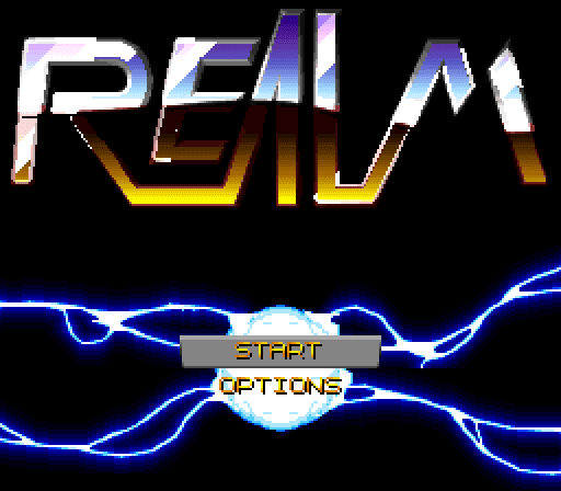 Super Adventures in Gaming: Realm (SNES)
