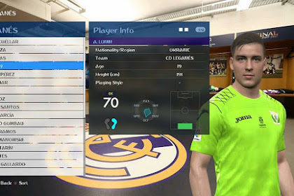 Update Option File PTE 6.5.3 Unofficial PES 2017 Terbaru 28 Agustus 2018