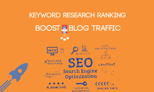 keyword Research Ranking | Boost Blog Traffic