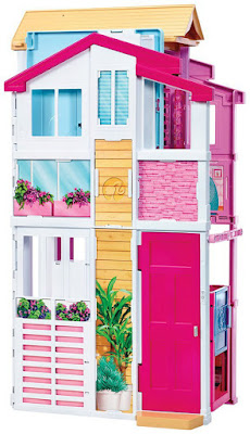 JUGUETES - BARBIE - Supercasa | Casa Producto Oficial 2016 | Mattel DLY32 | A partir de 3 años Comprar en Amazon España