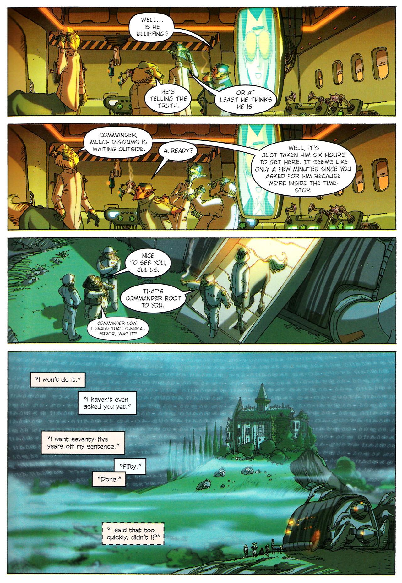 Read online Artemis Fowl: The Graphic Novel comic -  Issue #Artemis Fowl: The Graphic Novel Full - 72