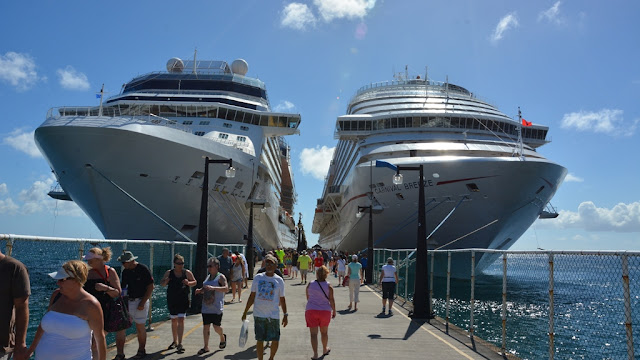 Cruise St. Kitts