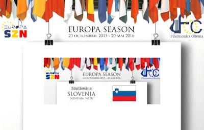 Saptamana Sloveniei la Europa Season