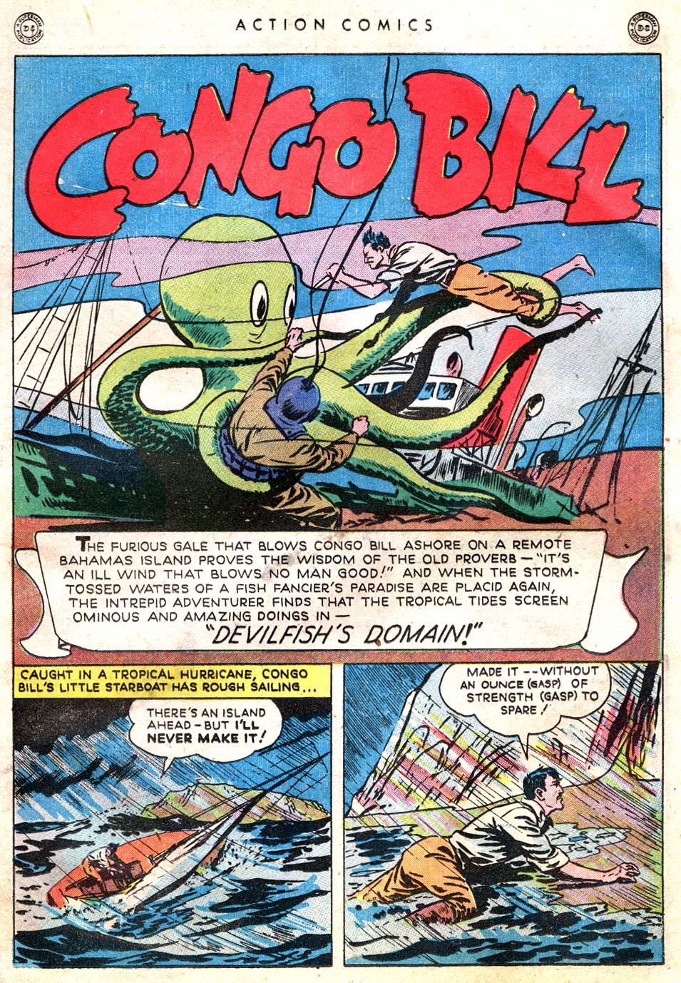 Read online Action Comics (1938) comic -  Issue #101 - 17