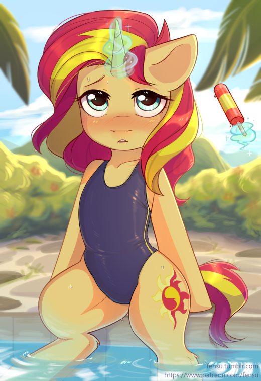 Summer Day by Fensu-San