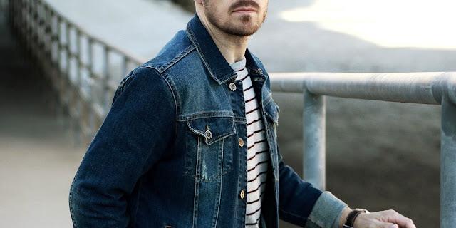 Model jaket pria levis kekinian