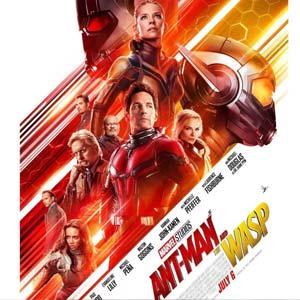 Poster do Filme Homem-Formiga e a Vespa