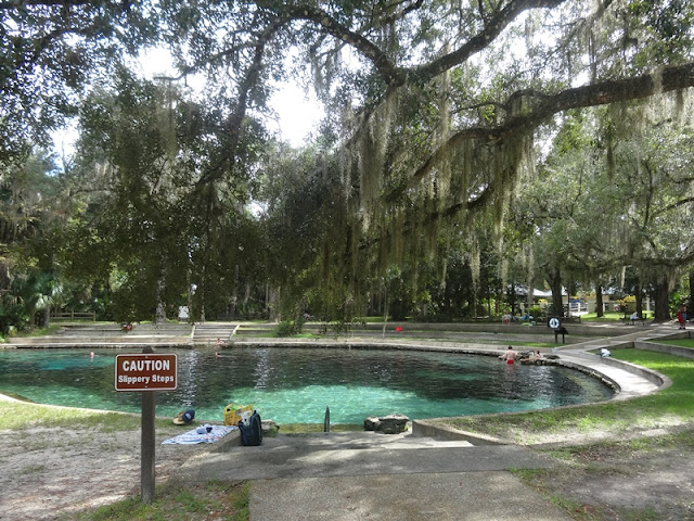 Juniper Springs Recreation Area , Florida USA