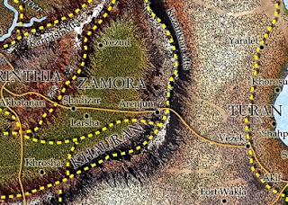 Arenjun, a tolvajok városa