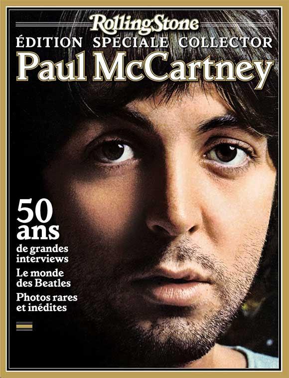 Hors-série «Rolling Stone» : spécial Paul McCartney