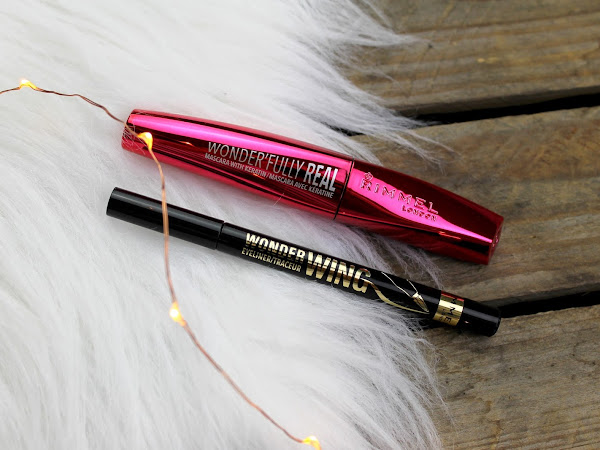 Rimmel London - Wonder'fully Real Mascara + Eyeliner
