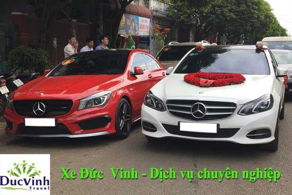 Dịch vụ cho thuê xe cưới tại Hà Nội giá rẻ chất lượng cao