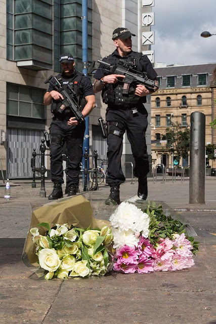 ISIL claims responsibility for Manchester bomb attack