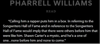 Jay Z's Induction Into Songwriter's Hall Of Fame