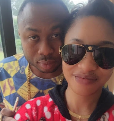 tonto dikeh husband access son