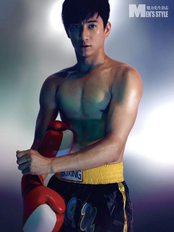 Beauty and Body of Male : Nicky Wu