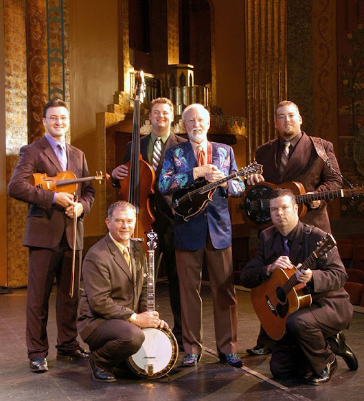 Doyle Lawson & Quicksilver to Perform at Music in the Mountains Bluegrass Festival 2015 in Summersville, WV