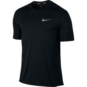 Camiseta Nike Dri-Fit Miler SS Masculina - Preto