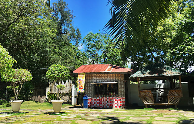 Pilapil Park Beach Resort  Store and Cottage at Swimming Pool Area Liloan Cebu