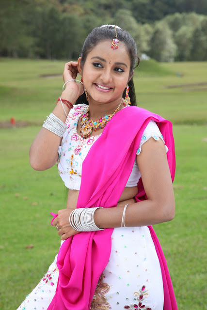 Bhama cute smile