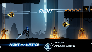 Overdrive Ninja Shadow Revenge Mod Apk v0.6 Android [Unlimited Souls]
